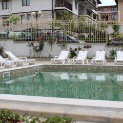Отель Panorama South Болгария, Свети Влас - отзывы, цены и фото номеров - забронировать отель Panorama South онлайн бассейн