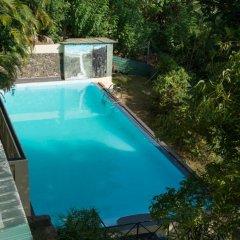 Отель Villa In Paradise Унаватуна бассейн фото 3
