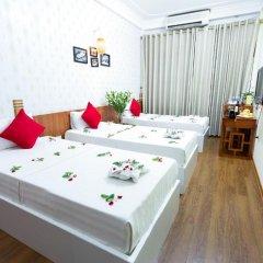The Queen Hotel & Spa 3* Стандартный семейный номер разные типы кроватей фото 14