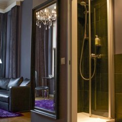 Отель ArtHotel Connection Люкс с двуспальной кроватью фото 17