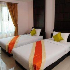 Ice Kamala Beach Hotel 2* Номер Делюкс разные типы кроватей фото 6