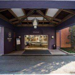 Отель Sheraton Grande Walkerhill Номер Делюкс с различными типами кроватей фото 4