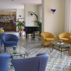 Hotel Del Golfo Проччио интерьер отеля