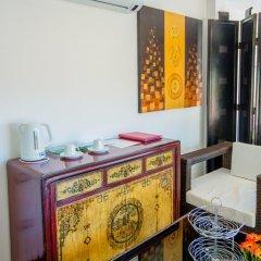 Отель Miracle House 3* Номер Делюкс с различными типами кроватей фото 18