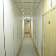 Хостел TravelhosteL Кровать в общем номере с двухъярусной кроватью фото 9