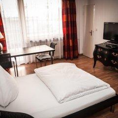 Отель Frankstays Германия, Франкфурт-на-Майне - отзывы, цены и фото номеров - забронировать отель Frankstays онлайн комната для гостей фото 4