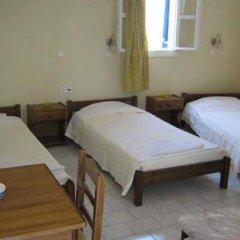 Katerina & John's Hotel 2* Стандартный номер с различными типами кроватей фото 6