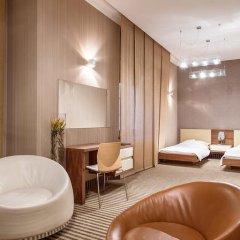 Hotel Evropa 4* Стандартный номер с различными типами кроватей фото 16