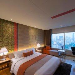 Pathumwan Princess Hotel 5* Улучшенный номер с двуспальной кроватью фото 6