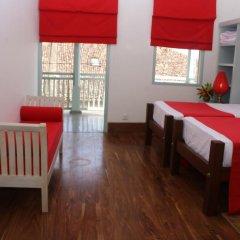 Отель Khalids Guest House Galle 3* Номер Делюкс с различными типами кроватей фото 10