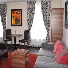 BATU Apart Hotel 3* Улучшенные апартаменты с различными типами кроватей фото 6