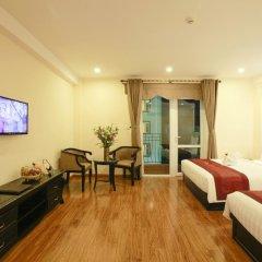 Hoian Sincerity Hotel & Spa 4* Номер Делюкс с различными типами кроватей