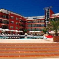 Отель Heaven Lux Apartments Болгария, Солнечный берег - отзывы, цены и фото номеров - забронировать отель Heaven Lux Apartments онлайн бассейн