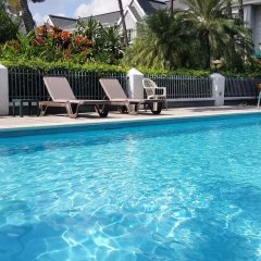Отель Metrotel Express Гондурас, Сан-Педро-Сула - отзывы, цены и фото номеров - забронировать отель Metrotel Express онлайн бассейн фото 2