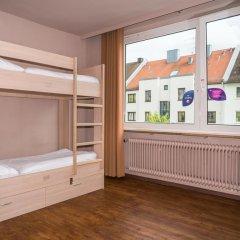 Smart Stay - Hostel Munich City Кровать в общем номере фото 4