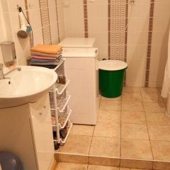 Хостел Old Ukranian Home ванная