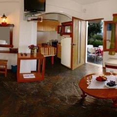 Апартаменты Kounenos Apartments Студия с различными типами кроватей фото 6