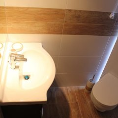 Отель Domki Gawra Польша, Закопане - отзывы, цены и фото номеров - забронировать отель Domki Gawra онлайн ванная