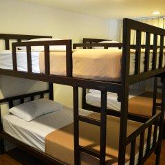 Отель Baan Paan Sook - Unitato 2* Кровать в общем номере с двухъярусной кроватью фото 10