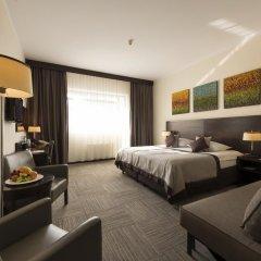 Europeum Hotel 3* Стандартный номер с двуспальной кроватью фото 9