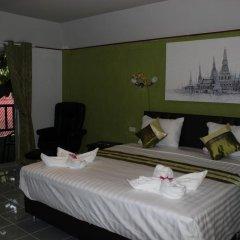 Samui Green Hotel 3* Стандартный номер с двуспальной кроватью фото 2