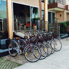 Отель David Residence 3* Номер Делюкс с различными типами кроватей фото 4