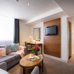 Отель Thistle Kensington Gardens 4* Номер Делюкс с различными типами кроватей фото 2