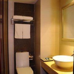 Gude Hotel - Hongdu Avenue Branch 3* Стандартный номер с различными типами кроватей фото 4