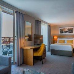 Maldron Hotel Smithfield 3* Люкс с различными типами кроватей фото 2