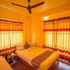 Отель Blossom Непал, Покхара - отзывы, цены и фото номеров - забронировать отель Blossom онлайн комната для гостей фото 5