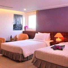 White Lotus Hotel 3* Улучшенный номер с различными типами кроватей фото 5