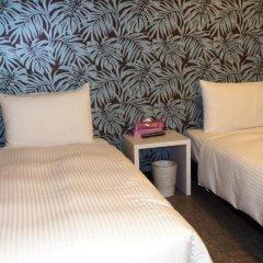 Отель Ximen Taipei DreamHouse 2* Стандартный номер с 2 отдельными кроватями фото 12
