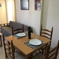 Апартаменты Terpsithea Apartments питание