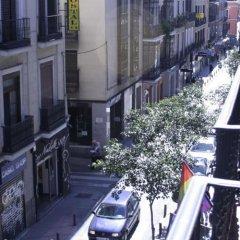 Отель Hostal Hispano балкон