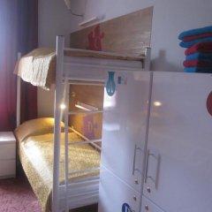 Пазл Хостел Кровать в общем номере двухъярусные кровати фото 18