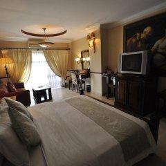 Sunflower Hotel & Spa 3* Улучшенный номер с различными типами кроватей фото 2