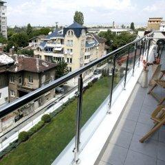 Апартаменты Madrid Apartments Cherkovna балкон
