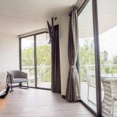 Отель Mera Mare Pattaya 4* Номер Делюкс с различными типами кроватей фото 3