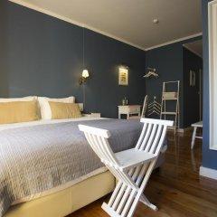 Отель Casa do Mercado Lisboa Organic B&B 4* Номер Премиум с различными типами кроватей