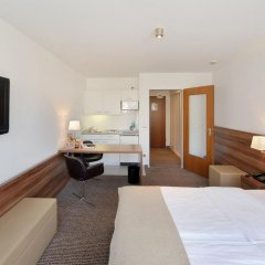 Vi Vadi Hotel downtown munich 3* Стандартный номер разные типы кроватей фото 5