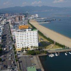 Отель Beppu Fujikan Беппу пляж фото 2