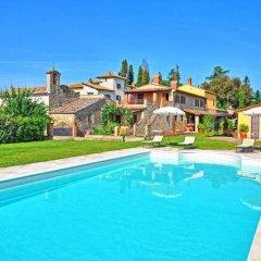 Отель Frosini Италия, Ареццо - отзывы, цены и фото номеров - забронировать отель Frosini онлайн бассейн фото 2