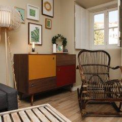 Отель Flores Guest House 4* Апартаменты с различными типами кроватей фото 45