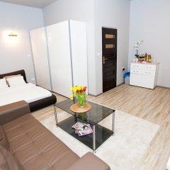 Апартаменты Studio Apartament Centrum Katowice Апартаменты с различными типами кроватей фото 9