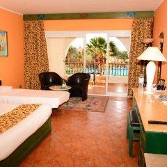 Отель Arabia Azur Resort 4* Стандартный номер с различными типами кроватей фото 3