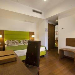 Hotel Plaza 4* Стандартный номер с различными типами кроватей фото 4