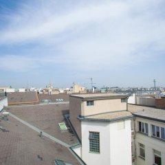 Отель Vienna Hotspot - Museum балкон