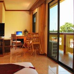 Отель Manohra Cozy Resort 3* Номер Делюкс с двуспальной кроватью фото 5