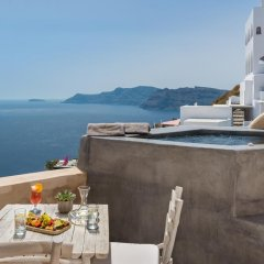 Отель Andronis Luxury Suites 5* Люкс повышенной комфортности с различными типами кроватей фото 2