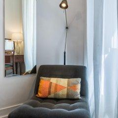Отель House Sao Bento 2* Номер с общей ванной комнатой фото 11